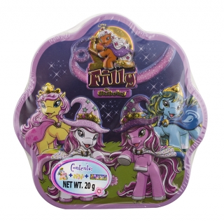 Filly - Witchy Candy Tin box s 3D překvapením