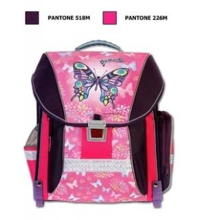 Školní batoh Butterfly empty 1644efe7da