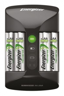 Energizer Pro Charger +4AA Power Plus 2000mAh