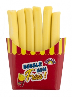 Bubble Gum Fries žvýkačky