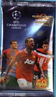 CHAMPIONS LEAGUE 2012 ADRENALYN - karty