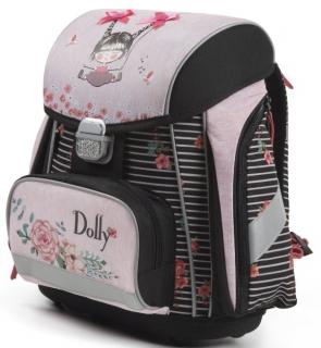 Školní batoh PREMIUM Dolly empty 0709bf679c