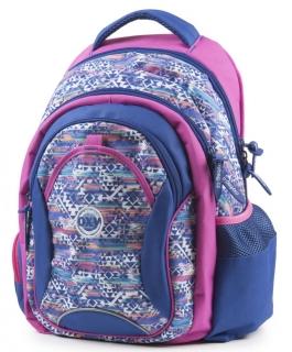 Studentský batoh OXY Fashion Aztek empty 90fb277490