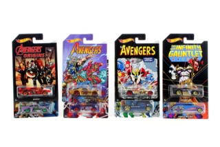 Autíčko Hot Wheels - Avengers FKD48