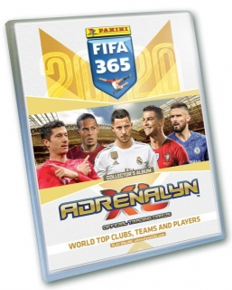 PANINI FIFA 365 2019/2020 - ADRENALYN - binder