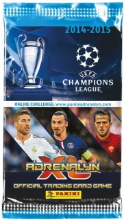 CHAMPIONS LEAGUE 2015 ADRENALYN - karty