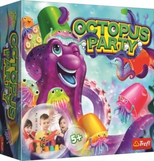 TREFL Octopus Party
