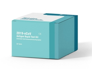 Antigenní test 2019 nCoV Antigen Rapid Test Kit 25ks